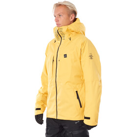 Rip Curl Freeride Search Schneejacke Herren yellow